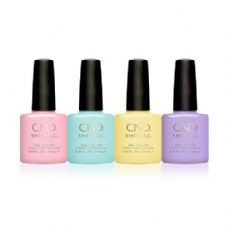 CND Shellac - Chic Shock Collection 4 x 7.3ml
